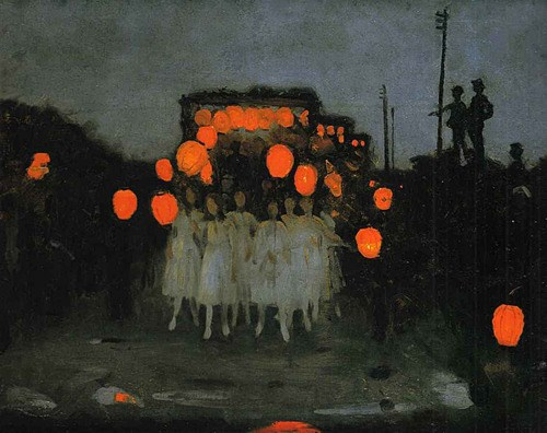 TheLanternParade_ThomasCooperGotch_1910